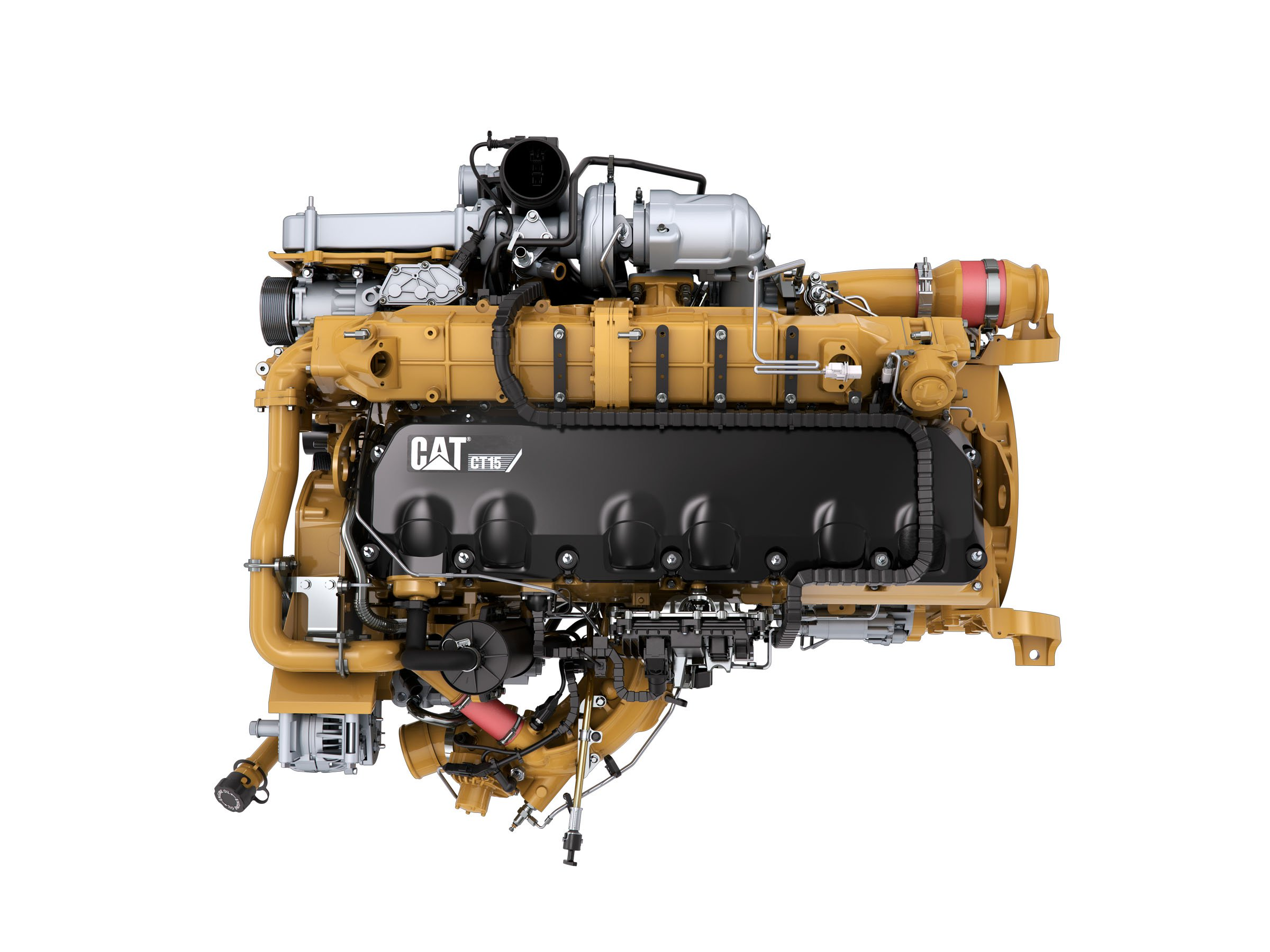 Caterpillar Adds Ct15 As Option For Ct660 Truck