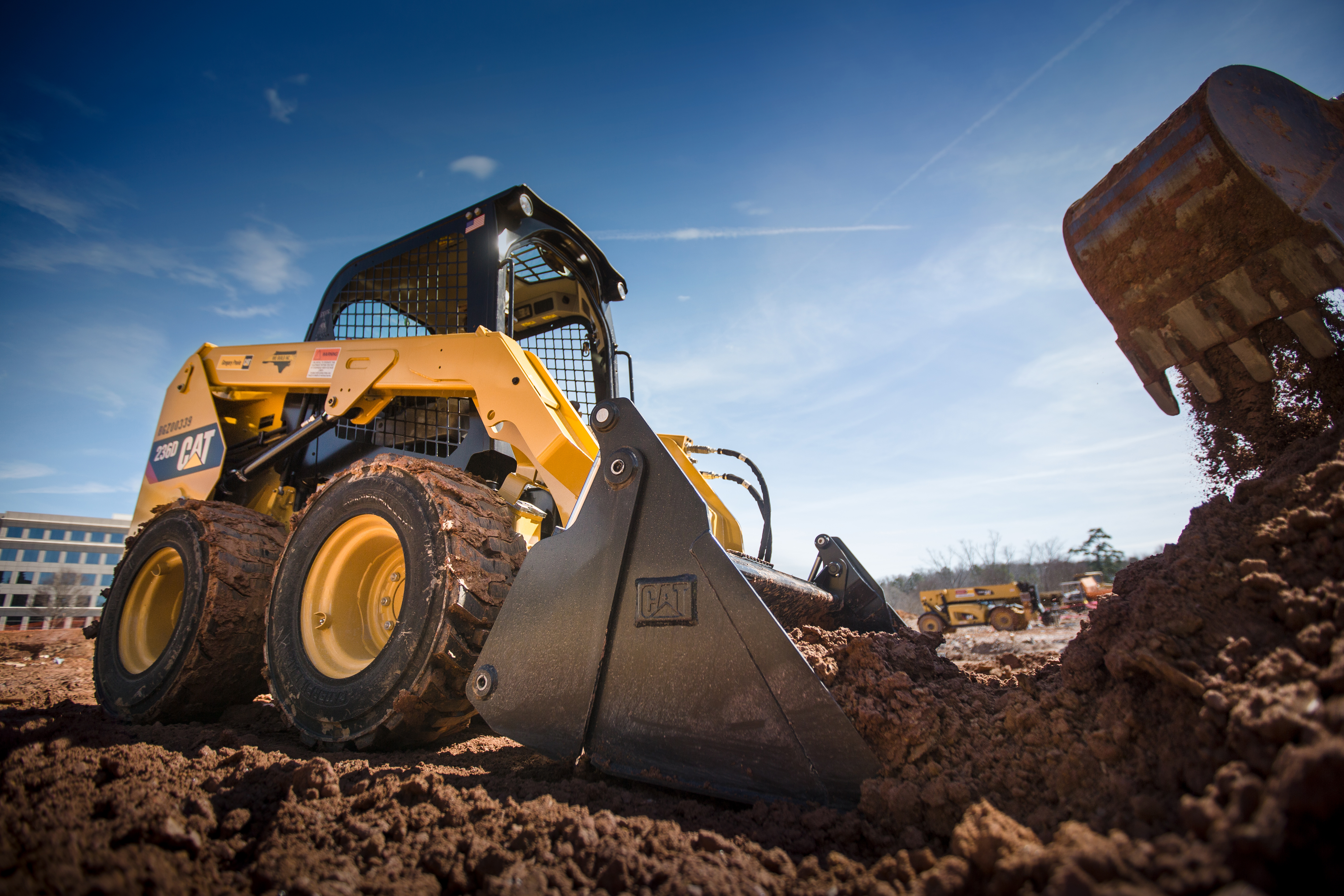 Caterpillar is introducing a new tier of repair and replacement parts
