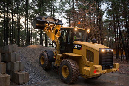 Caterpillar has posted its rolling three month retail sales