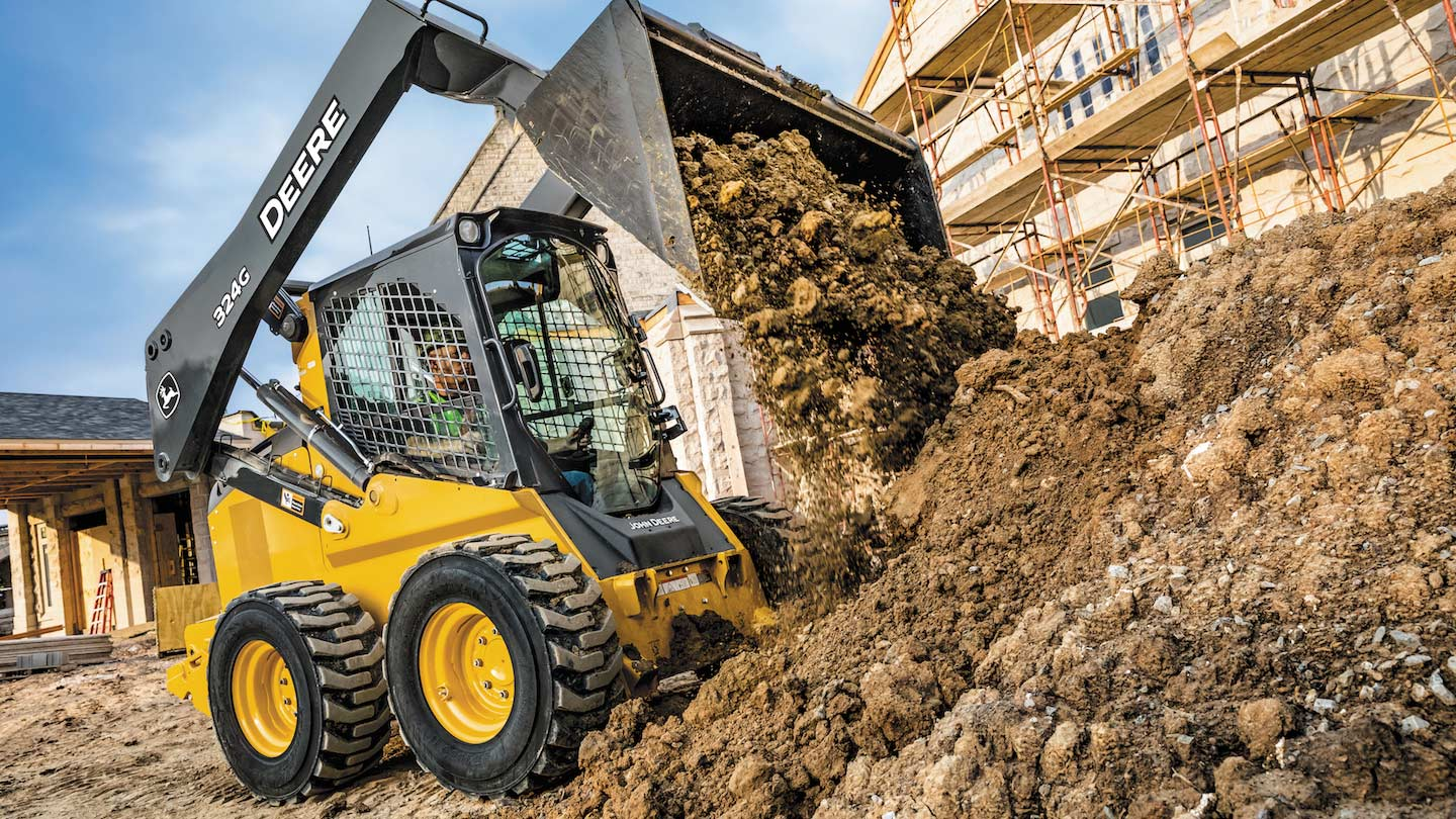 John Deere has extended its machine warranty to two years on all its Commercial Worksite Products.