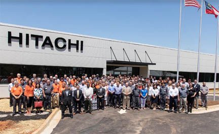 Hitachi Celebrates Grand Opening of New U.S. Corporate Headquarters