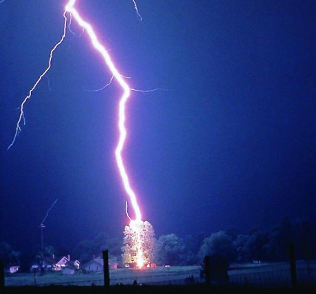 Construction Accounts for 33 Percent of Work-Related Lightning Fatalities