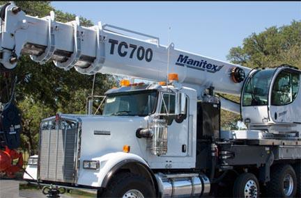 Tadano has invested $32.7 million in Manitex International
