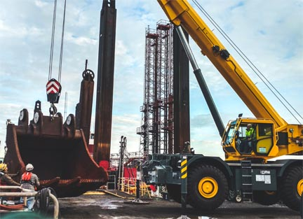 A change to the categories of certifications for crane operators would ensure more operators are able to meet the requirement.