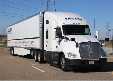 Milan Supply won its lawsuit filed against Navistar.