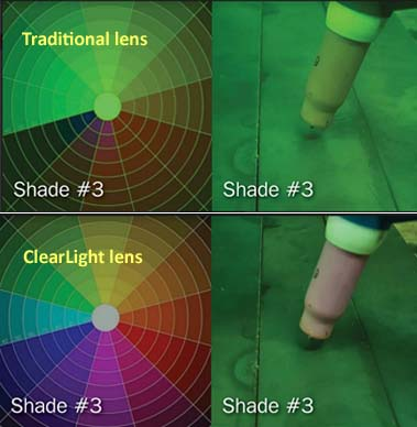 Miller Electric is expanding its ClearLight Lens Technology to all digital welding helmets.