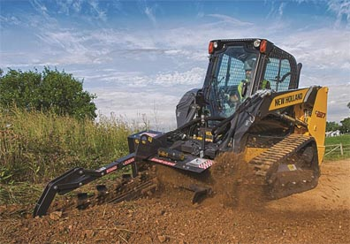 New Holland Construction offers unlimited hours within the first year
