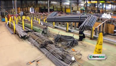 Nucor Corp. has announced plans to spend $240 million to build a construction rebar mill in Frostproof, Fla.