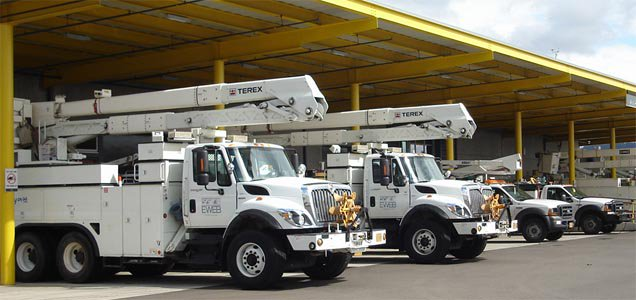 Oregon Utility Outsources Parts Room to Reduce Costs