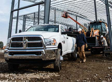 Fiat Chrysler will move production of its Ram heavy-duty trucks to Warren, Michigan. In doing so, the plant will add 2,500 new jobs.