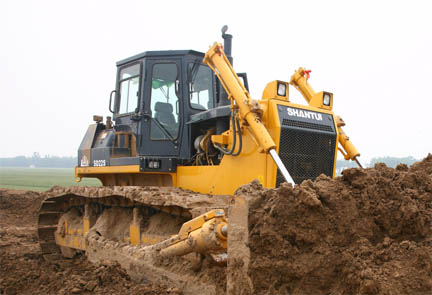 List of Chinese manufactured products targeted with tariffs includes construction equipment