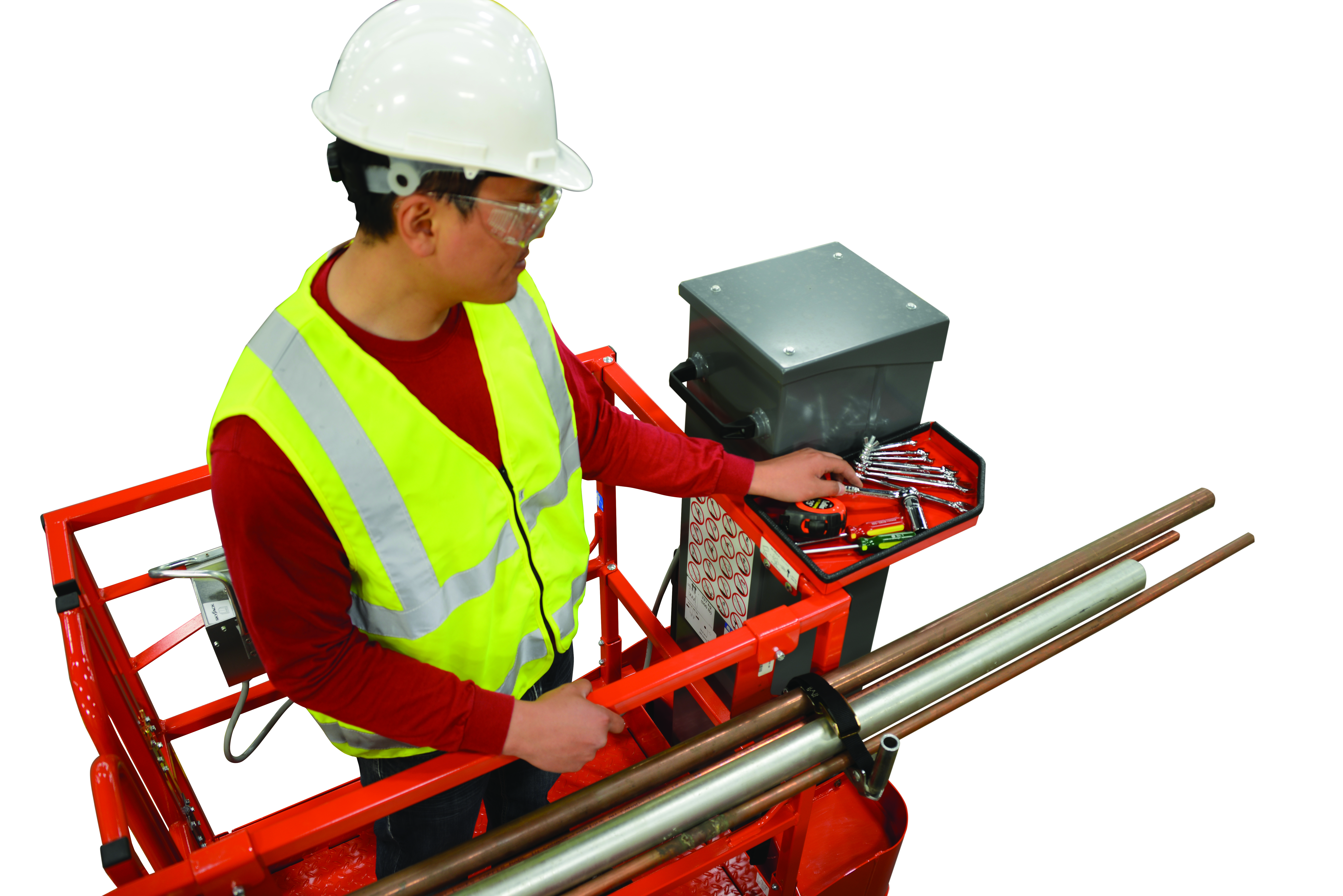 tools are engineered to minimize manual work, deliver increased efficiency, and improve working performance
