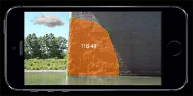 Spike unit turns smart devices into professional surveying instruments