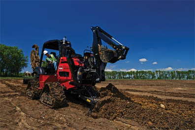 Toro has introduced an optional cab assembly