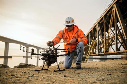 Union Pacific develops new drone technology that solves the GPS gap