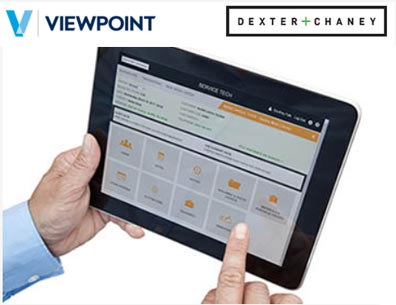 Dexter + Chaney products added to Viewpoint ERP