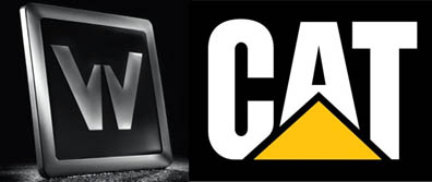 Caterpillar and Wirtgen are locked in a patent infringement dispute