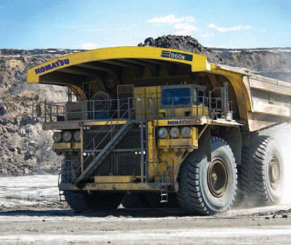 Komatsu Supplies 55 Mining Trucks To $16.5 Billion Coal