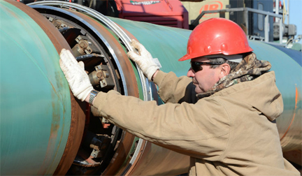 The American Petroleum Institute and North America's Building Trades Unions have established the Pipeline Construction Safety Training Program.