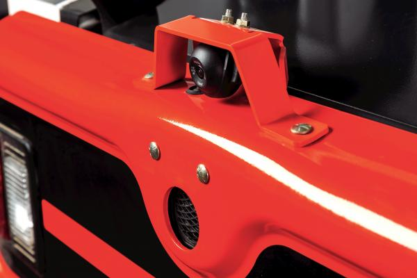 A Rear Camera Kit is now an option for the company's skid steer loaders and CTLs.