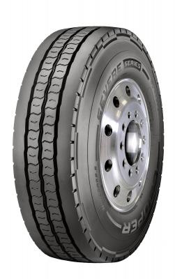 Cooper SEVERE Series tires are for mixed service application
