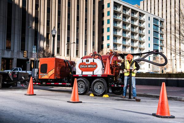 Ditch Witch HX Series vacuum excavators are designed to boost operator productivity