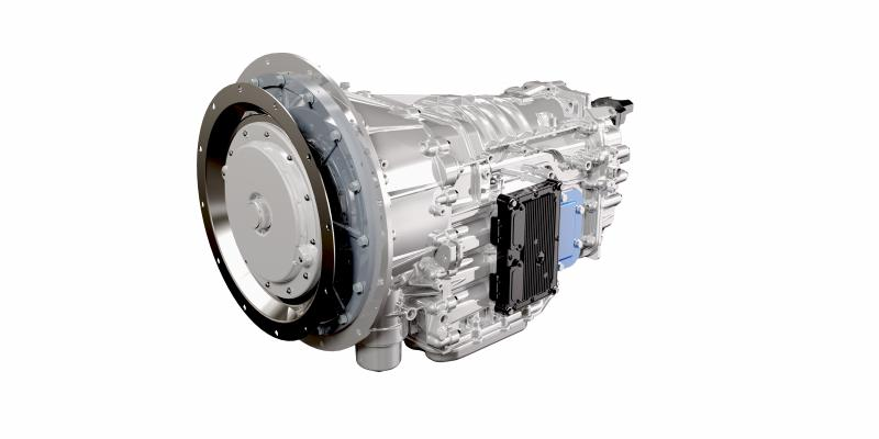 B6 Bus Time >> Eaton Procision 7-speed Automatic Transmission | Construction Equipment