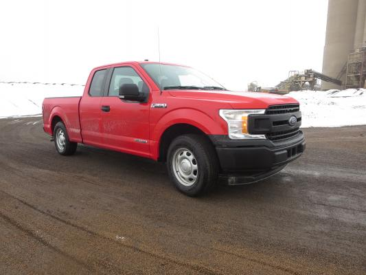 Ford diesel-powered F-150 pickup is here