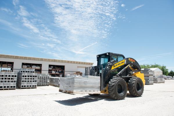 New Holland L234 replaces the L230 skid steer loader