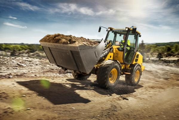 The latest Volvo compact wheel loaders—the L20H and L25H—are designed to meet the latest emission regulations and are updates from the L20F.
