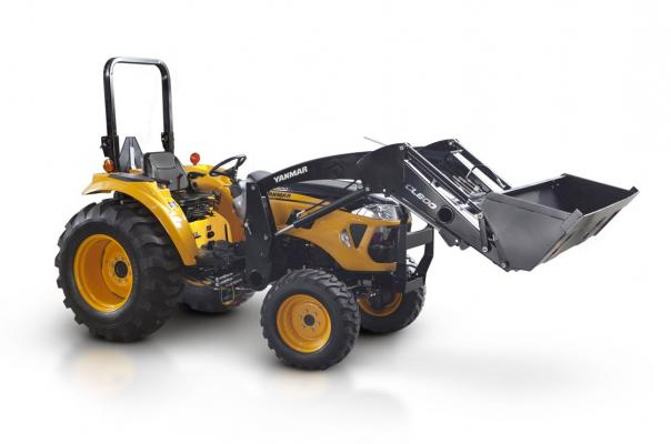 Yanmar America Lx HST Utility Tractor