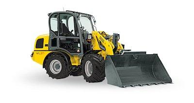 wacker wl 37 wheel loader construction equipment. Black Bedroom Furniture Sets. Home Design Ideas