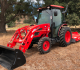 Eight models have been added to the DK10 line of compact utility tractors