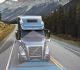 Volvo Active Driver Assist (VADA) is standard on Volvo Trucks VNR and VNL series