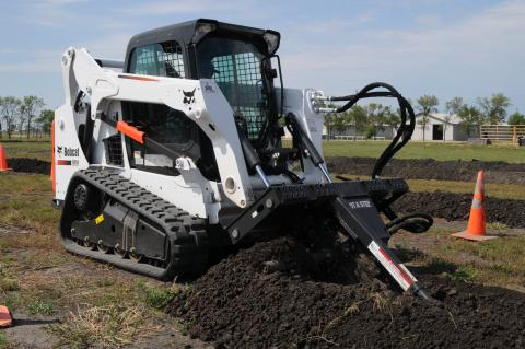Bobcat T590 Compact Loader Production Tops Predecessor by 20 Percent