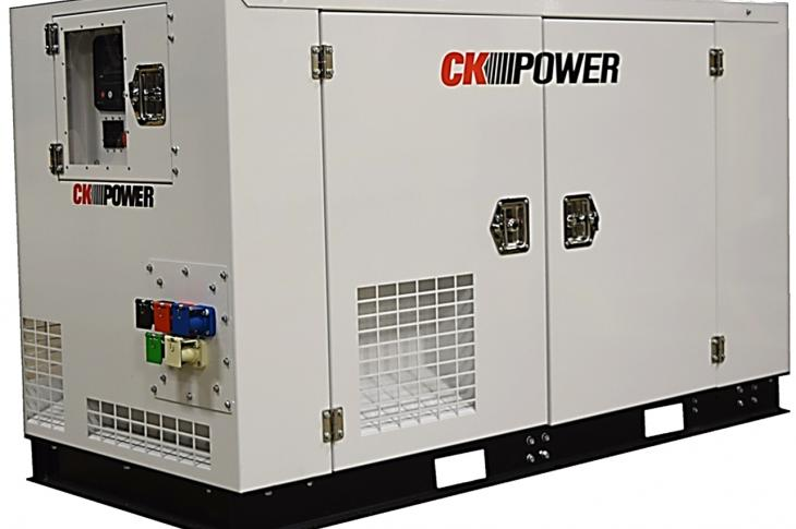 Commercial Portable series of generator sets includes diesel and NG/LP models that range in output from 10 to 45 kW.