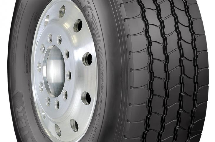 Cooper Tire has added a size to its Roadmaster RM332 WB commercial tire line