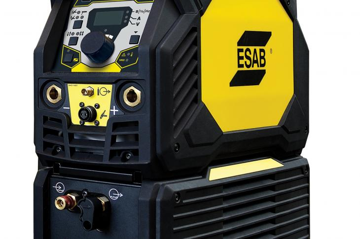 Renegade ET 300iP DC TIG/Stick inverter, which features controls for pulsed TIG welding and high frequency or Lift TIG arc starts options, produces a top output of 300 amps at 40 percent duty cycle.