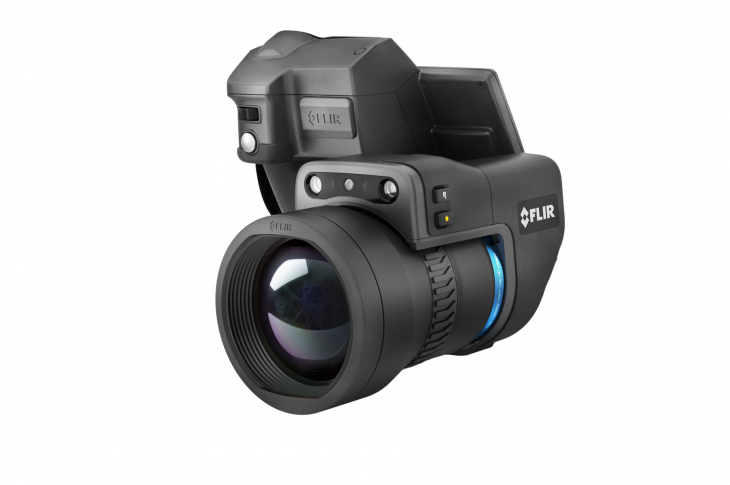The T1010 is added to the T1K series of HD thermal imaging cameras. It includes software upgrades that will make all T1K series cameras more responsive and intuitive to use, the company says.