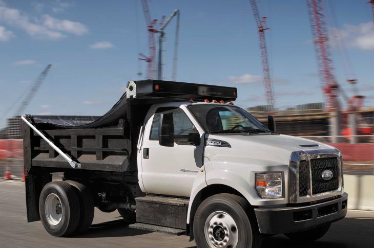 Ford F-650/750 introduces 2018 Updates