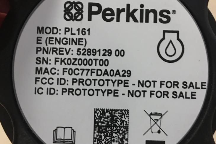 Perkins SmartCap is designed to replace existing oil filler caps
