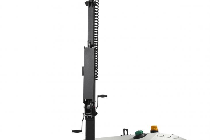MLT4060MVD LED mobile light tower is purpose-designed for applications in remote locations and extreme environments, and includes features that allow for autonomous operation.