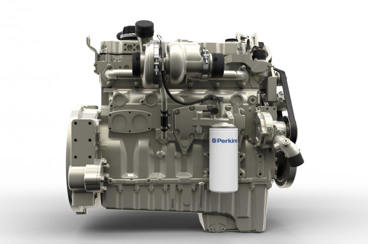 Perkins 1706J is a six-cylinder, 9.3-liter diesel engine
