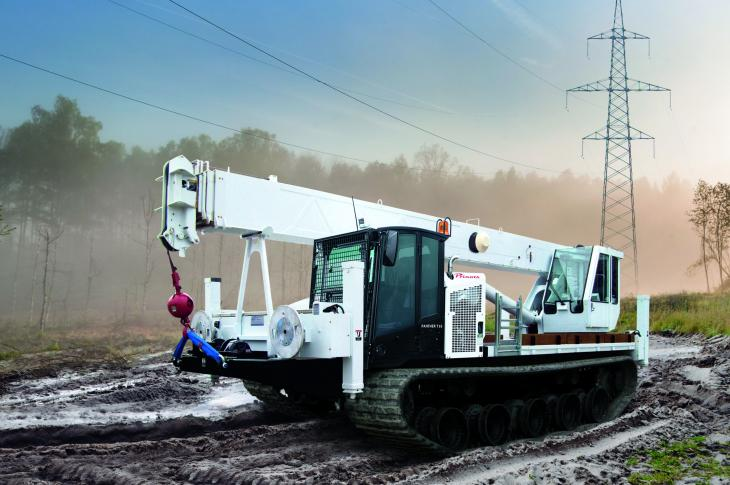 The Panther T16 is now available with two new track and undercarriage systems, as well as different configuration options.