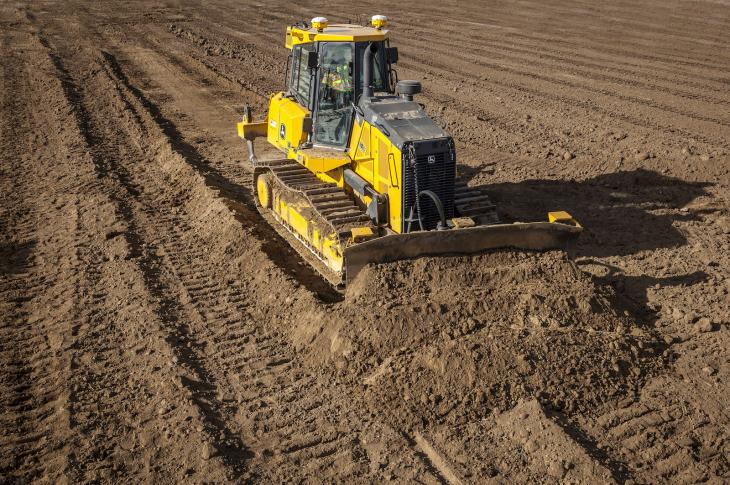 Trimble Earthworks for Excavators and Earthworks for Dozers offer integrated 3D aftermarket automatics capability