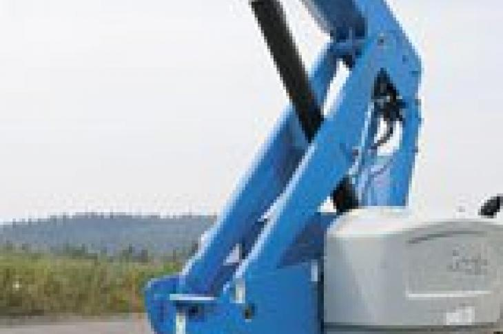 Genie redesigned its S-80 and S-85 telescoping boom lifts