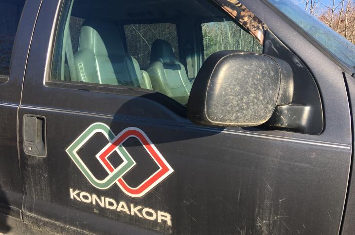 Both Kristin and her husband Elek Kondakor are Under 40 in Construction Equipment winners
